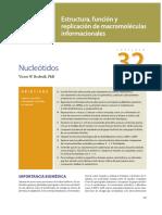 Nucleótidos / Metabolismo de las purinas