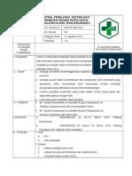 8.6.2 Ep 3 Sop Kontrol Peralatan, Testing Dan Perawatan Secara Rutin Untuk Peralatan Klinis Yang Digunakan