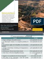 Sesión 9 de Los Flavios a Constantino Ascenso Del Cristianismo