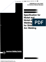 A5-11 Specification for Nickel and Nickel Alloy Wel.El for SMAW..pdf