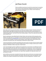 Ketahui 3 Jenis Grand Piano Favorit