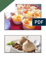 Gambar Pudding