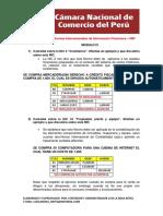 Evaluación Módulo IV - Niif