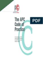 apc code 2009