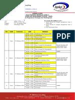 Agenda Acara Crmo Bpkp Batch II