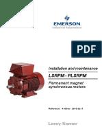 Emerson Permanent Magnet Synchronous Motors