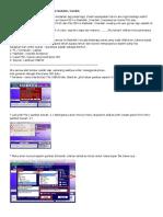 Cara Memindahkan File Game PS2 Ke Flashdisk