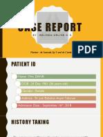 Case Report Meningitis