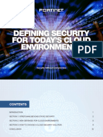 eBook Cloud Security Solution