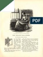 The Yellow Wallpaper - Charlotte Perkins Stetson.pdf
