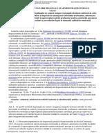 Ordin Nr. 3485 Din 2013 Pentru Aprobarea Modelelor Legitimaţiei de Control, Insignei Şi Ştampilei Destinate Utilizării de Către Personalul Cu Atribuţii de Control Şi Inspecţie În Amenaja