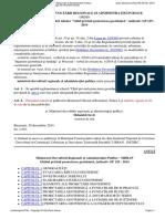 Ordin Nr. 2597 Din 2014 Pentru Aprobarea Reglementării Tehnice Ghid Privind Proiectarea Geotehnică, Indicativ GP 129 - 2014
