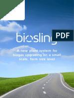 Biosling brochure