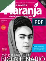 Revista Naranja Edicion11
