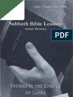 SDARM Qtr. 3 1990 Bible Study