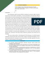 ACTIVITY DESIGN-senior Citezens