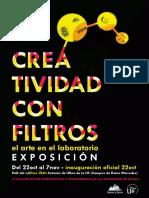 Creatividad con filtros, el arte en el laboratorio