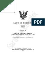 Law of sarawak