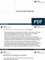 Eurocodes Presentation 1