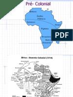 A África Pré- Colonial.ppt