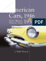 American Cars 1946-1959-Every Model Year by Year