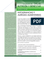 Dossier Salud Nutricion Bienestar Intolerancias y Alergias alimentarias