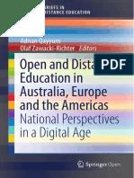 2018 Book OpenAndDistanceEducationInAust