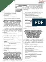 Resolución Legislativa del Congreso por la cual el Congreso de la República resuelve archivar la acusación por la presunta comisión del delito de organización criminal contra el ex Consejero del Consejo Nacional de la Magistratura Orlando Velásquez Benites