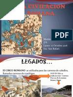 La Civilacion Romana