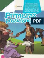 Primeras presidencias - 1830 - 1838 - El Escolar