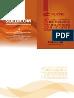 Guía Para La Implementación Del Plan de Contingencia Para Estaciones de Servicio de Combustibles