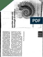 Apuntes Para Una Posible Psicología Evolutiva - Amorim