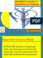 3. Saneamiento Basico y Desarrollo Humano