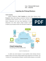 Cloud Computing Dan Peluang Bisnisnya