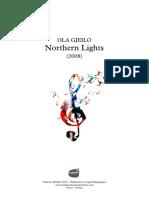 Ola Gjeilo - Northern Lights