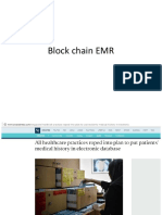 Block Chain EMR