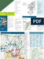 Campus Visitors Map