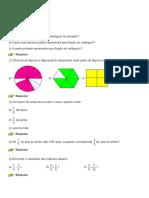 Exercícios de Frações - Só Matemática