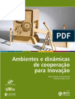 Ambientes e dinâmicas de cooperação para Inovação - DO NASCIMENTO e LABIAK JR.