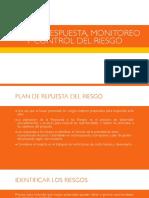 Plan de monitoreo