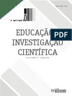 Educação e Investigação Científica