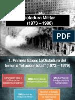 Dictadura Militar
