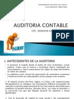 Auditoria Clase 1