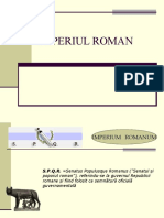 Imperiu l Roman