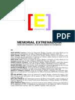 Memorial Extremadura