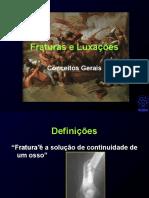 Fraturas Conceitos Gerais