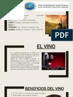 Rodriguez Villarreal , Control y Calidad de Vinos