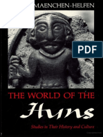 The World of the Huns - Studies in Their History and Culture