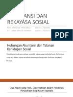 Ksa 1 - Akuntansi Dan Rekayasa Sosial