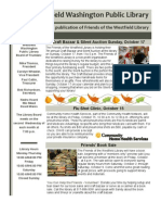 WWPL October 2010 Newsletter